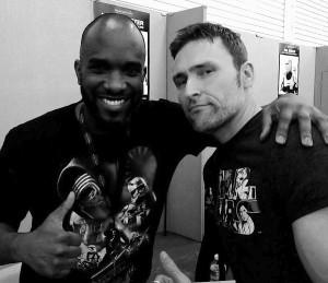 Stormtrooper Actors - London Film and Comic Con - Autograph Signing - Phoenix James 11