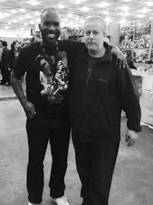 Stormtrooper Actors - London Film and Comic Con - Autograph Signing - Phoenix James 18