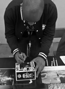 Stormtrooper Actors - London Film and Comic Con - Autograph Signing - Phoenix James 9