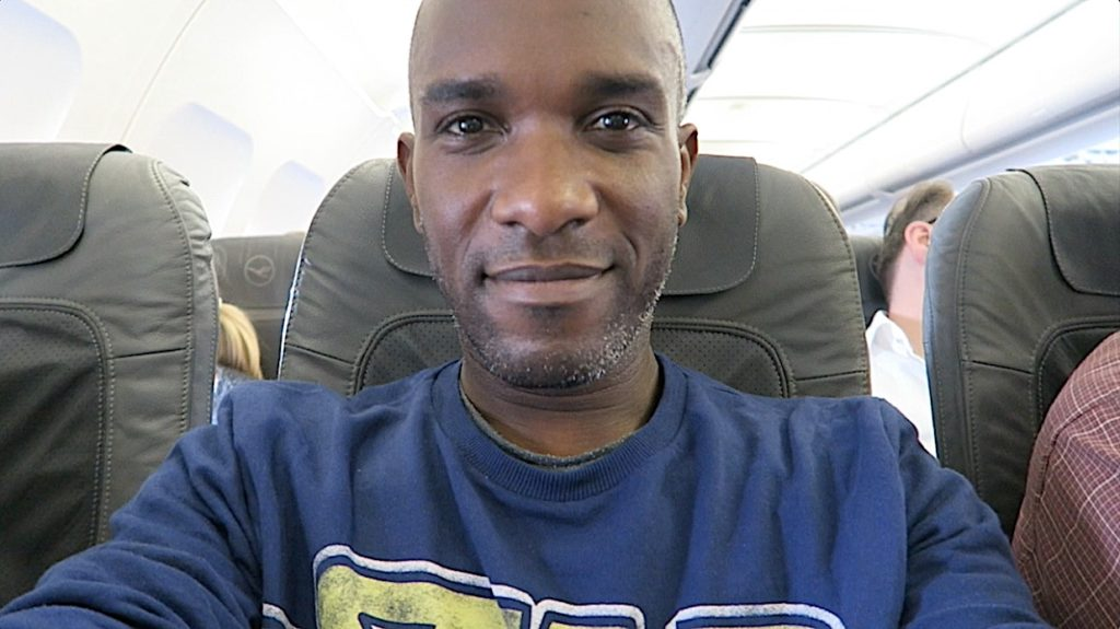 Phoenix James arrives in Speyer and appears as an international special guest at Technik Museum Speyer: Science Fiction Convention in Germany