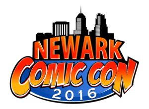 Phoenix James appearing at Newark Comic Con 2016 in Newark New Jersey USA