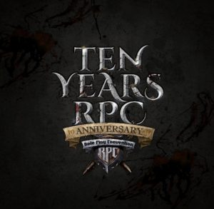 Phoenix James appearing at RPC - Role Play Convention 10th Year Anniversary in  Cologne Koln Germany at Koelnmesse GmbH