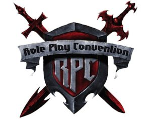 Phoenix James appearing RPC Role Play Convention 10 Year Anniversary Event in Cologne Koln Germany at Koelnmesse GmbH