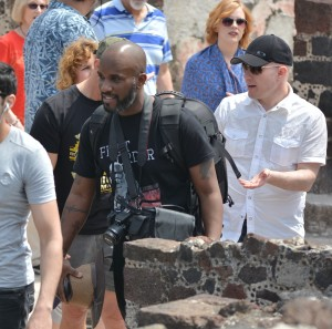 Phoenix James at the Teotihuacan Pyramids and The National Museum of Anthropology in Mexico 13