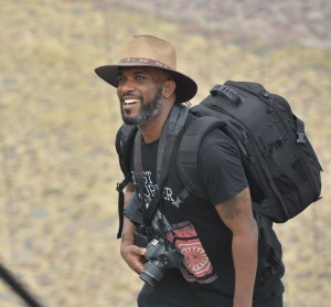 Phoenix James at the Teotihuacan Pyramids and The National Museum of Anthropology in Mexico 2