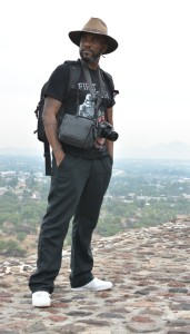 Phoenix James at the Teotihuacan Pyramids and The National Museum of Anthropology in Mexico 8