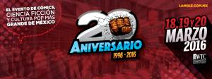 Phoenix James - First Order Stormtrooper Actor - Star Wars - The Force Awakens - La Mole Comic Con 20th Anniversary - Mexico DF
