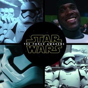 Phoenix James - First Order Stormtrooper - Actors - The Force Awakens - Star Wars Episode 7 8 9 VII VIII IX