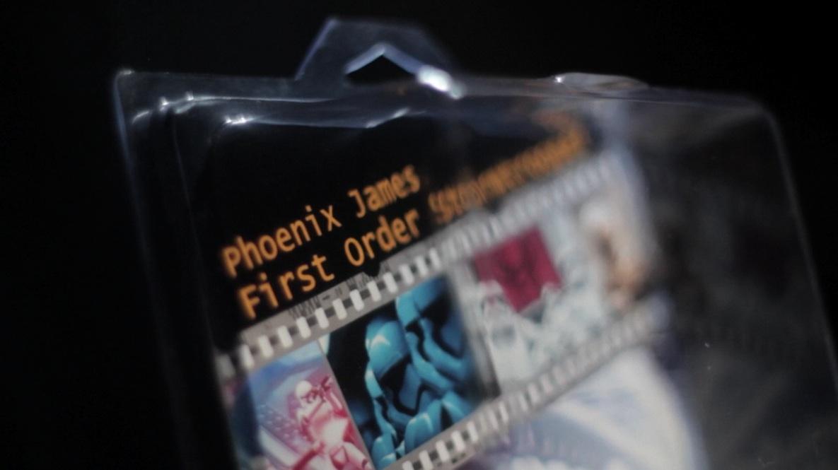 Phoenix James - First Order Stormtrooper Commemorative Star Wars Figure 1