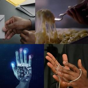 Phoenix James - Hand Modeling