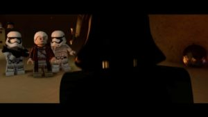 Phoenix James in LEGO Star Wars The Force Awakens Video Game