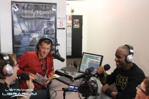 phoenix-james-live-radio-interview-for-lrdtv-la-radio-de-tes-vacances-during-cinespace-launch-event-at-capcinema-in-carcassonne