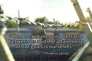 Phoenix James - Motivational Success Quote