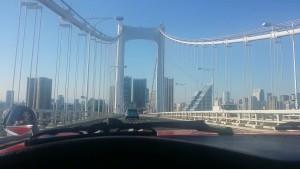 Phoenix-James-on-Rainbow-Bridge-crossing-Tokyo-Bay-in-Japan