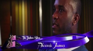 Phoenix James on The Justeve Show on ABN_TV