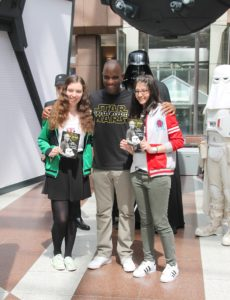 Phoenix James - Star Wars - First Order Stormtrooper Actor and Guest of Honor at CosDay Convention in Frankfurt Germany in conjunction with ProjectX1 and the 501st German Garrison 30