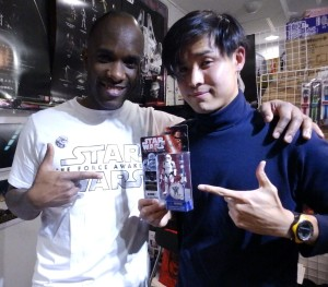 Phoenix James - Star Wars - First Order Stormtrooper Actor – Autograph Signing and Photo Session Tour - Tokyo, Japan 114