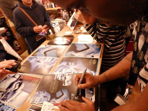 Phoenix James - Star Wars - First Order Stormtrooper Actor – Autograph Signing and Photo Session Tour - Tokyo, Japan 35