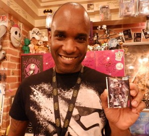 Phoenix James - Star Wars - First Order Stormtrooper Actor – Autograph Signing and Photo Session Tour - Tokyo, Japan 44 Episode 7 8 9 VII VIII IX