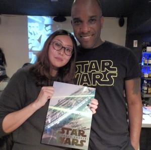 Phoenix James - Star Wars - First Order Stormtrooper Actor – Autograph Signing and Photo Session Tour - Tokyo, Japan 77 Episode 7 8 9 VII VIII IX