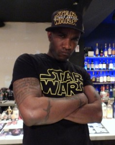 Phoenix James - Star Wars - First Order Stormtrooper Actors – Autograph Signing and Photo Session Tour - Tokyo, Japan 83 Episode 7 8 9 VII VIII IX
