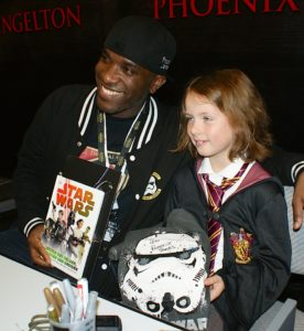 Phoenix James - Star Wars - First Order - Stormtrooper Actor - Role Play Convention - 2016 - Cologne - Koln - Germany 22