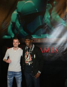 Phoenix James - Star Wars - First Order - Stormtrooper Actor - Role Play Convention - 2016 - Cologne - Koln - Germany 25