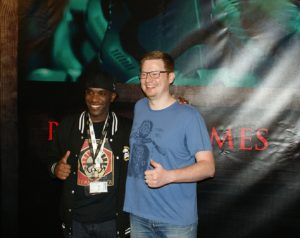 Phoenix James - Star Wars - First Order - Stormtrooper Actor - Role Play Convention - 2016 - Cologne - Koln - Germany 26