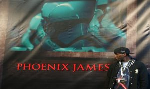 Phoenix James - Star Wars Episode 7 8 9 VII VIII IX - First Order - Stormtrooper Actor - Role Play Convention - 2016 - Cologne - Koln - Germany