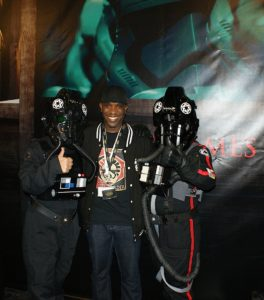 Phoenix James - Star Wars - First Order - Stormtrooper Actor - Role Play Convention - 2016 - Cologne - Koln - Germany 31