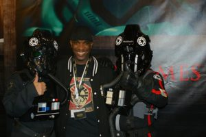 Phoenix James - Star Wars - First Order - Stormtrooper Actor - Role Play Convention - 2016 - Cologne - Koln - Germany 32