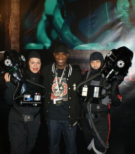 Phoenix James - Star Wars - First Order - Stormtrooper Actor - Role Play Convention - 2016 - Cologne - Koln - Germany 33