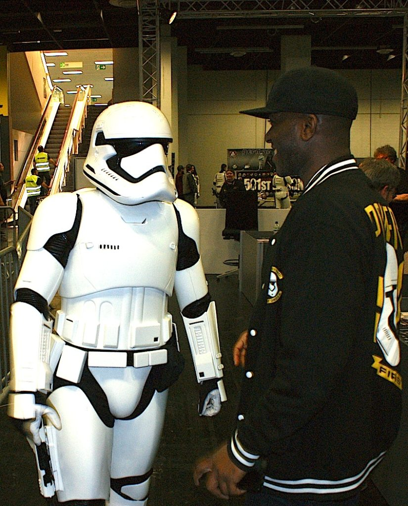 Phoenix James - Star Wars - First Order - Stormtrooper Actor - Role Play Convention - 2016 - Cologne - Koln - Germany 40