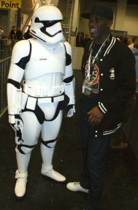 Phoenix James - Star Wars - First Order - Stormtrooper Actor - Role Play Convention - 2016 - Cologne - Koln - Germany 41