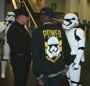 Phoenix James - Star Wars - First Order - Stormtrooper Actor - Role Play Convention - 2016 - Cologne - Koln - Germany 44