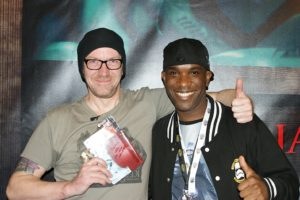 Phoenix James - Star Wars - First Order - Stormtrooper Actor - Role Play Convention - 2016 - Cologne - Koln - Germany 9