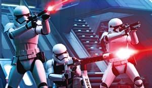 Phoenix James-Star-Wars-First-Order-Stormtrooper-Actor-Shooting
