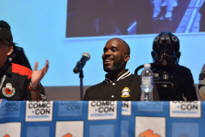 Phoenix James - Star Wars First Order Stromtrooper Actor at La Mole Comic Con in Mexico - Photo by Marianne Perez Mooren 14