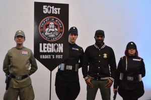 Phoenix James - Star Wars First Order Stromtrooper Actor at La Mole Comic Con in Mexico - Photo by Marianne Perez Mooren 25