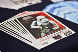 Phoenix James - Star Wars First Order Stromtrooper Actor at La Mole Comic Con in Mexico - Photo by Marianne Perez Mooren 3