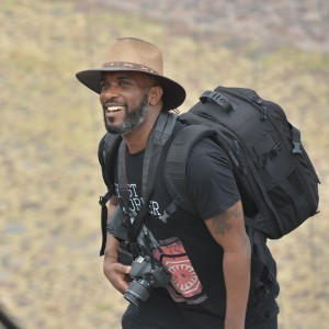 Phoenix James visits the Teotihuacan Pyramids and The National Museum of Anthropology in Mexico-1