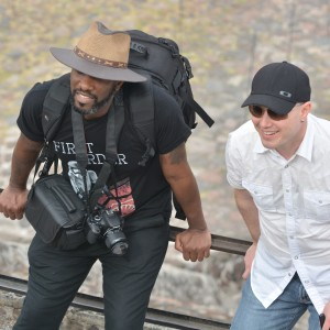 Phoenix James visits the Teotihuacan Pyramids and The National Museum of Anthropology in Mexico-2