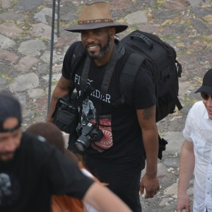 Phoenix James visits the Teotihuacan Pyramids and The National Museum of Anthropology in Mexico