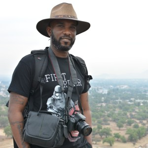Phoenix James visits the Teotihuacan Pyramids and The National Museum of Anthropology in Mexico-4