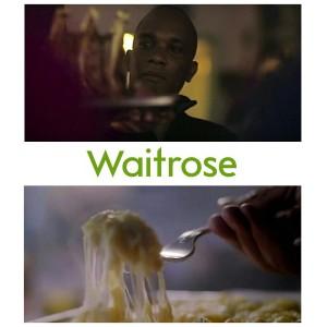 Phoenix James - Waitrose TV Advert