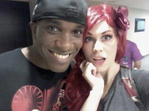 phoenix-james-with-lady-lemon-cosplay-in-guayaquil-at-the-1st-annual-comic-con-ecuador