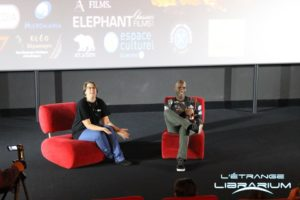 qa-at-the-launch-of-cinespace-at-capcinema-hosted-by-catherine-berton-photos-by-lady-fae-for-letrange-librarium-phoenixjames-france-2