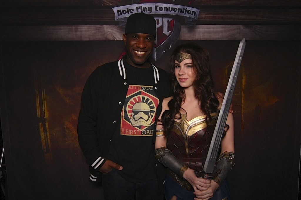 Role Play Convention 2016 - Phoenix James 10