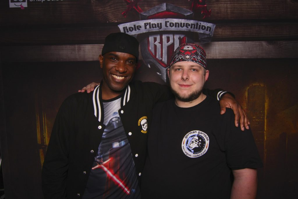 Role Play Convention 2016 - Phoenix James 4