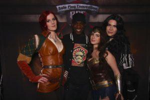 Role Play Convention 2016 - Phoenix James 5